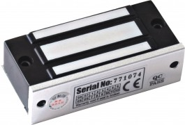 Mini Single Door Electromagnetic Lock-60kg