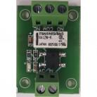Module for opening an intercom