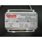 Converter RS232 to RS422/485